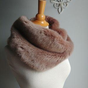 LOFT // Faux Fur Stole
